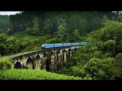 Sri Lanka by Train   360° Geo