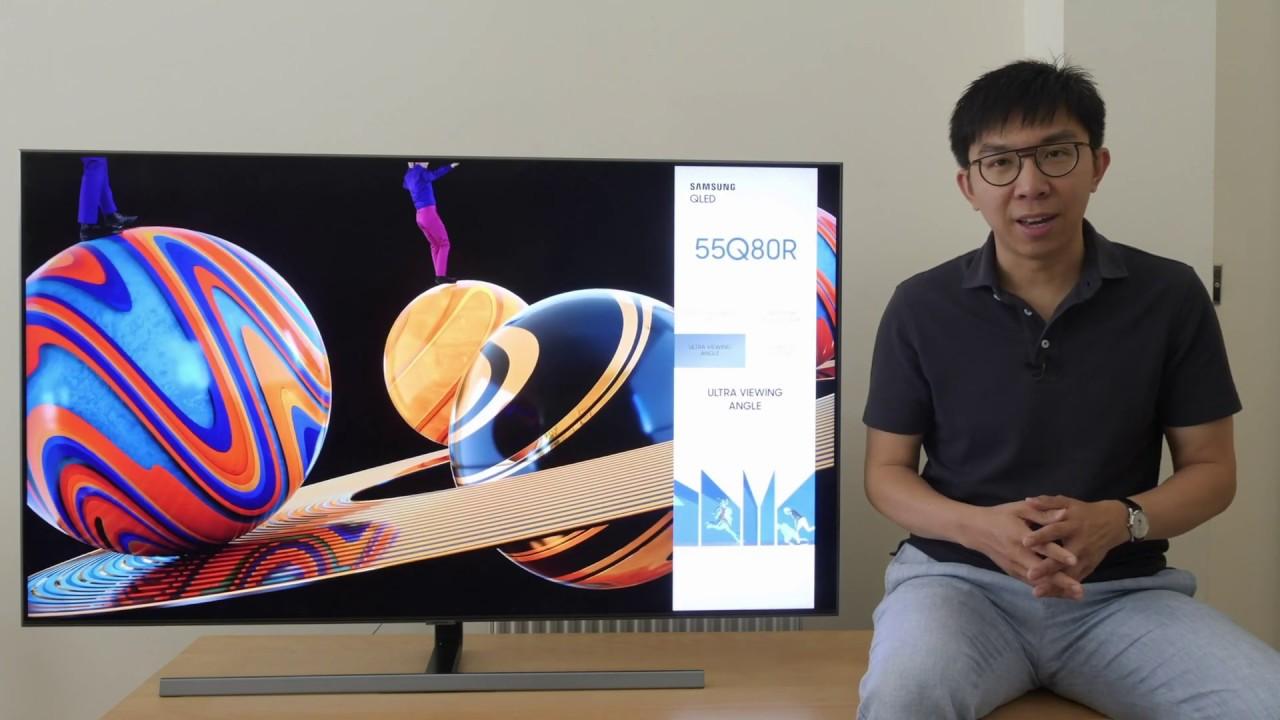 Samsung Q80R 2019 QLED TV Review