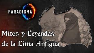021 Mitos y Leyendas de la Lima Antigua - Entrevista a David Pino