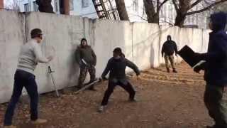 Смотреть видео Военно-патриотический клуб