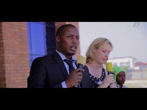 Remise de diplômes à la Burundi American International Academy-BAIA