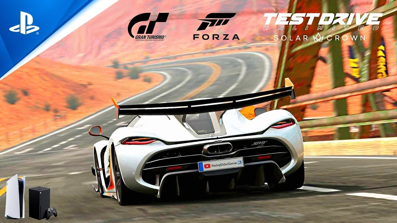 Top 10 Best Upcoming PS5 & Xbox Series X|S Racing Games (2020-2021-2022)