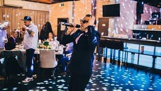 Ведущий на свадьбу Игорь Кропивницкий. Свадьба г. Дзержинский.