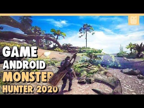 7 Game Android Monster Hunter Terbaik 2020 | Offline / Online