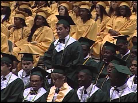Graduation Sch | 2014 Bethel High School Commencement Ceremony Hampton City Schools