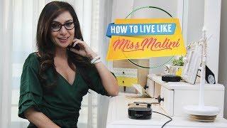 How To Live Like MissMalini Powered By Amazon Echo