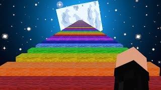 Das LÄNGSTE Regenbogen RENNEN