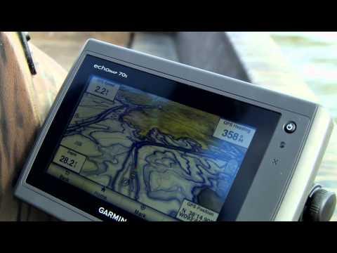 Garmin echoMap 70s for Finding Crappie Spots