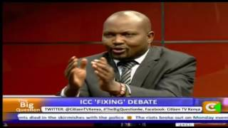 Big Question: ICC Fixing Debate