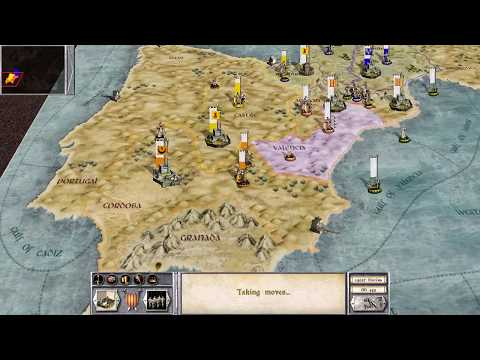 Medieval Total War - Let's Play as Aragon Part 2 |