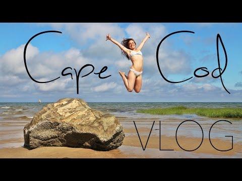 Cape Cod VLOG | Vegan Food & Sea Side Adventures