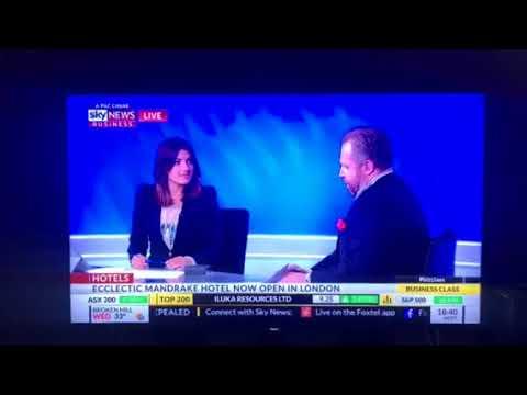 James Wilkinson on Sky News Business Class 22 NOV 2017
