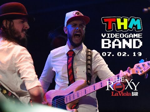 THM - Videogame Band / After Game Roxy Live