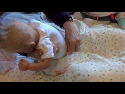 Saying goodbye to reborn Sarah-Louise 😔😢