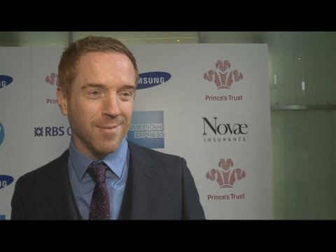 Damian Lewis on Homeland and his dodgy English accent