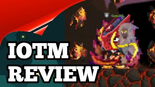 Golem's Gift Review! (August IOTM ) | Growtopia