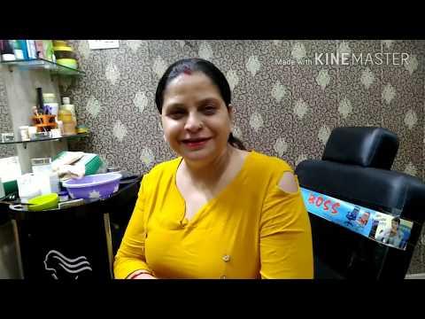 o3+-meladerm-vitamin-c-gel-bleach-review-and-demo -hindi
