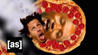 Pizzaland 360 | The Eric Andre Show | Adult Swim