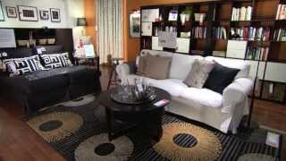 Ikea Living Room Design Video