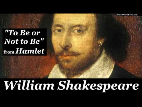 "the soliloquies in the play hamlet by william shakespeare Shakespeare's play begins just before the  with hamlet, shakespeare found that if he  for the claim that william shakespeare was the ""shakeshafte."