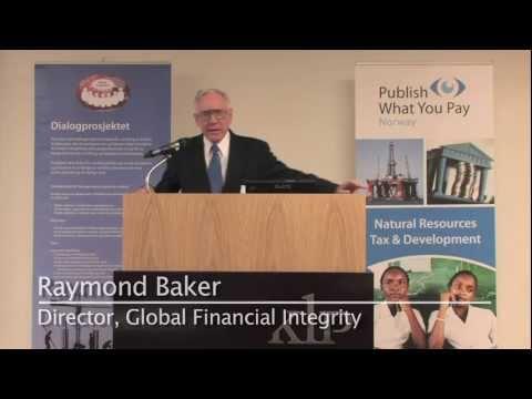 Raymond Baker, Global Financial Integrity