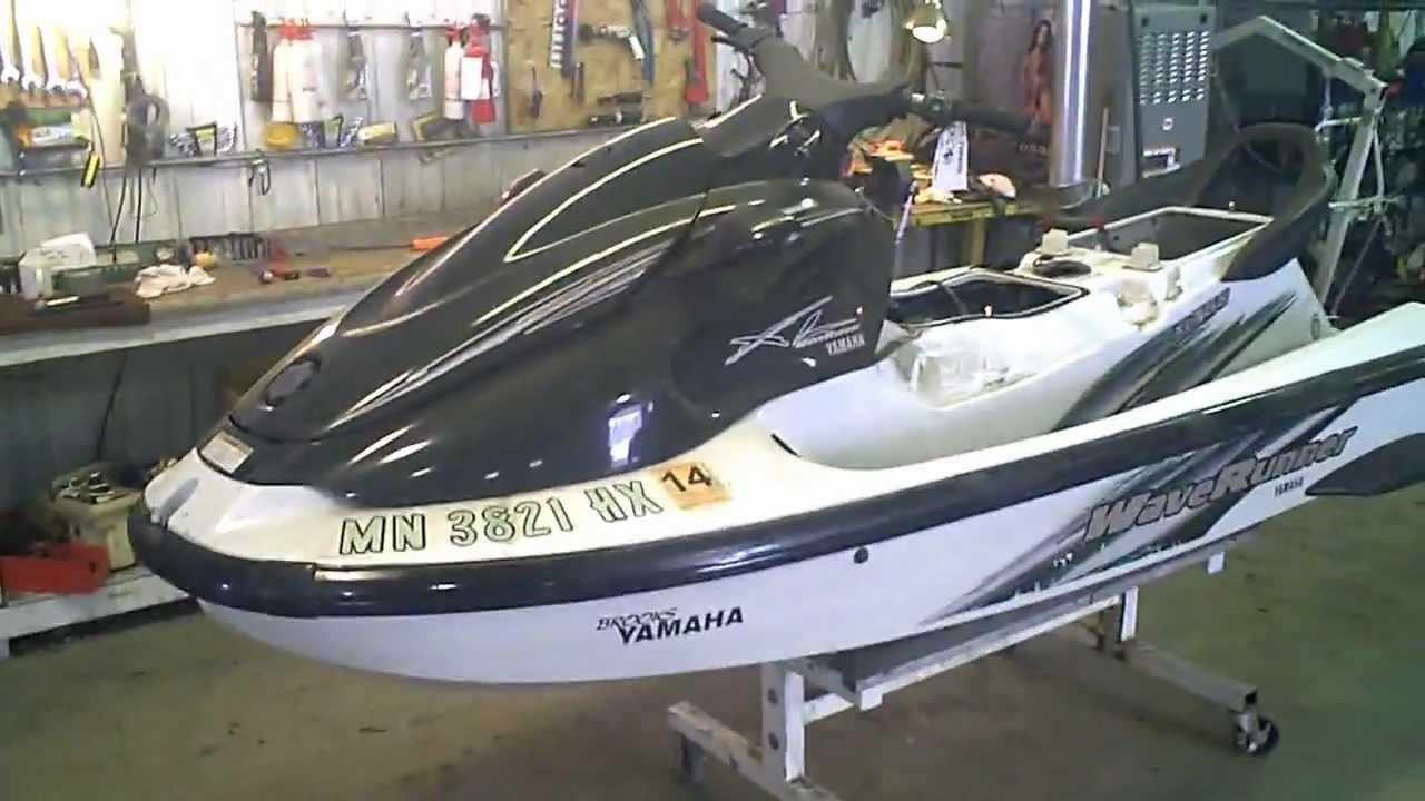 Yamaha Xlt Jet Ski
