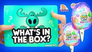 КОРОБКА С СЮРПРИЗАМИ! #Surprise Mystery Box ПИКМИ ПОПС + КОНКУРС Pikmi Pops Surprises #toys for kids