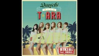 T-ara (티아라) with Davichi (다비치) - 비키니 (Bikini) (Feat. 스컬)