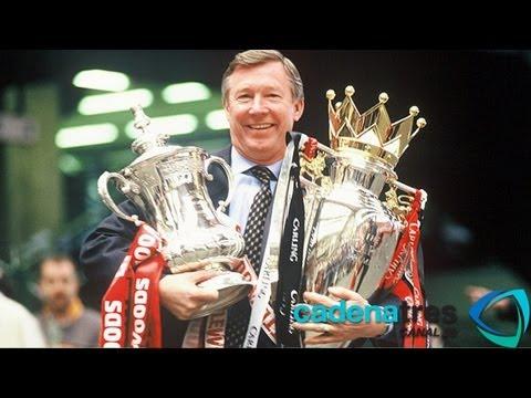 Los grandes momentos de Alex Ferguson con Manchester United