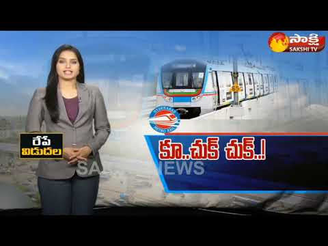Hyd Metro Rail Coming Soon..