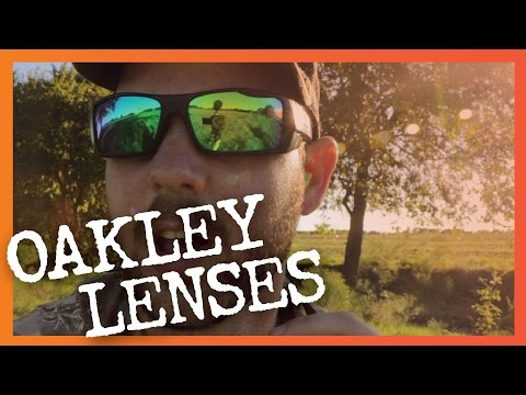 Replacement OAKLEY Lenses that Don't Suck!