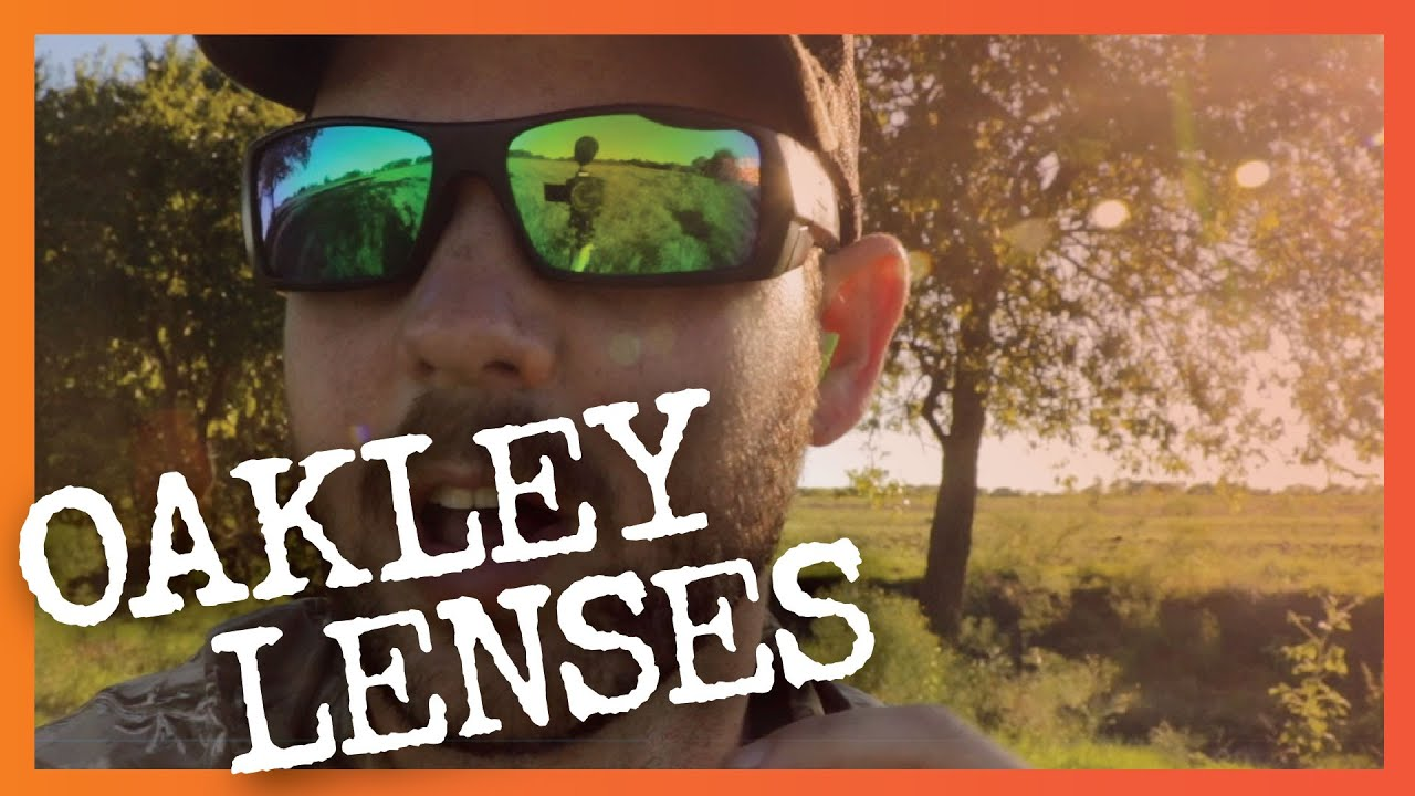 05a57b6d63d Replacement OAKLEY Lenses that Don t Suck! - YouTube