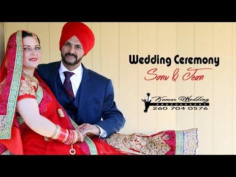 Best Sikh Wedding Highlights 2018 II Fisher Indiana II www.Kumarphotographer.com