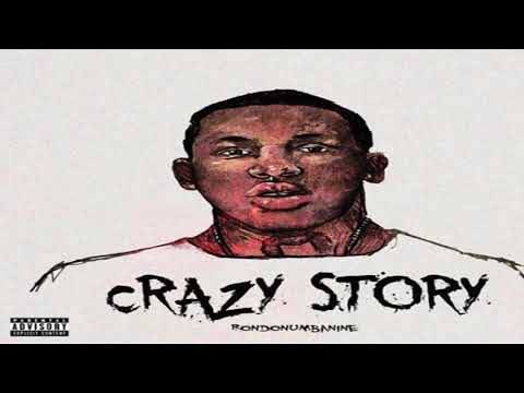 Rondonumbanine – Crazy Story (ReMix)(Official Audio)