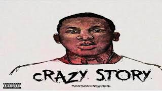 Rondonumbanine - Crazy Story (ReMix)( Audio)