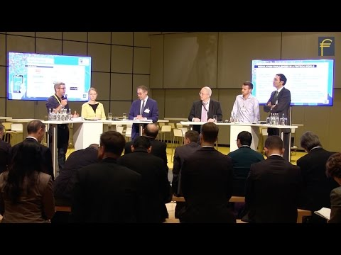 EURO FINANCE TECH 2015 - Regulation Challenges in a Fintech World