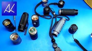 Выбор нормального ручного EDC фонаря. Конструкция и обслуживание.