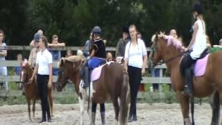 Pony Show Frozen @ Camping De Vergarde te Erichem