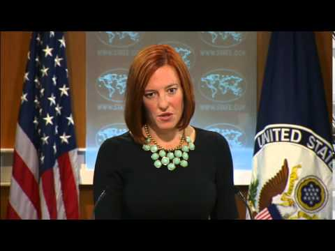 Daily Press Briefing - August 27, 2014