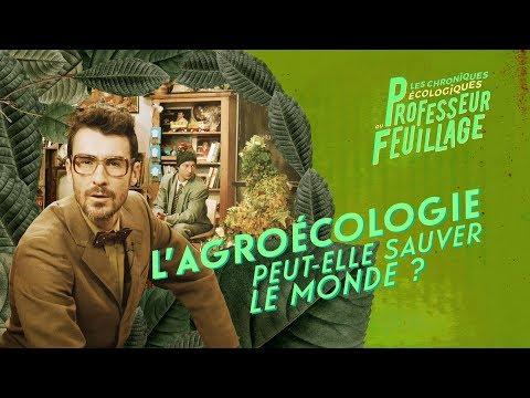 L'AGROÉCOLOGIE PEUT-ELLE SAUVER LE MONDE ? (feat. Nicolas Meyrieux)