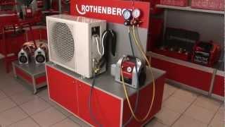 видео заправка кондиционера
