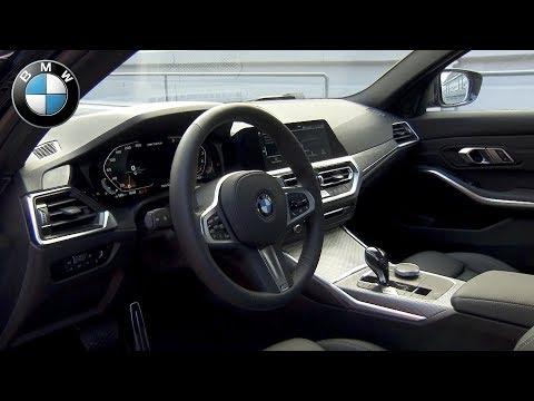 2020 BMW M340i xDrive Interior (Prototype)