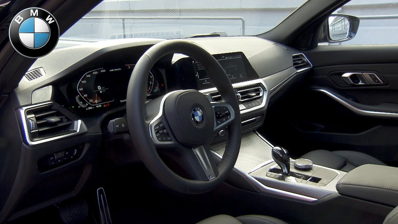 2020 Bmw M340i Xdrive Interior