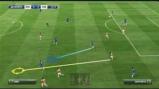 FIFA 13 PS Move Gameplay (Gamescom 2012)