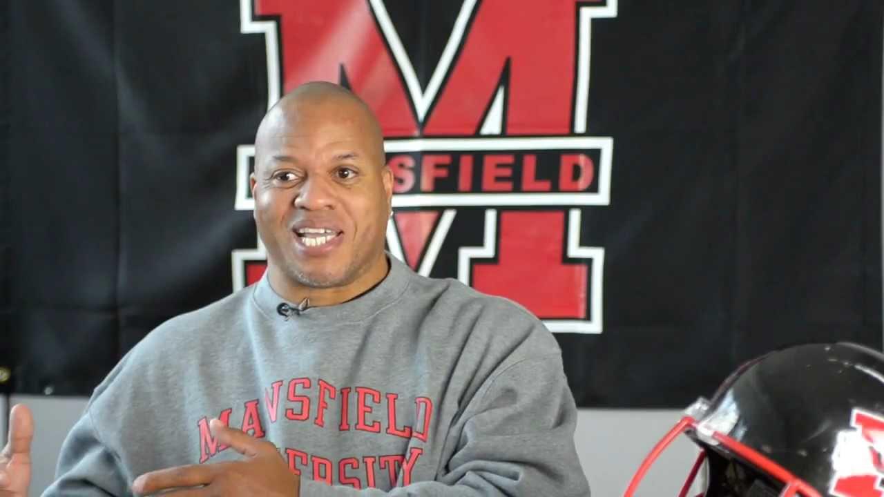 Mansfield University Spotlight: Freddie Coleman - YouTube