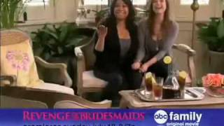 ABC Family Original Movie: Revenge of the Bridesmaids Trailer: Raven Symone