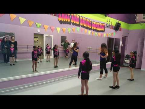 5/6/17 EB DC Dance Practice