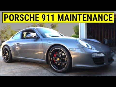 How's maintenance on a Porsche 911?  - 997 REVIEW Part 3