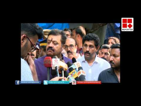 'I am against all political murder', said Suresh Gopi MP │Reporter Live