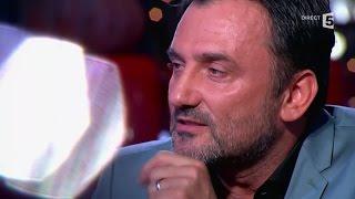 La parenthèse inattendue entre Anne-Sophie Lapix et Frédéric Lopez - C à vous - 24/11/2014